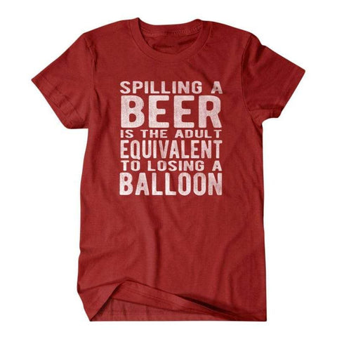 Beer Shirt, Drinking tee-Daylyn