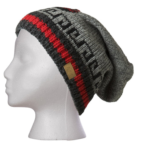Curling Slouch Hat