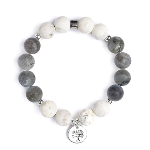 Intention of Respect Bracelet with Guided Meditation - Aiyanajewelry - beautiful handcrafted intention jewelry