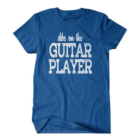 Dibs on the Guitar Player-Daylyn
