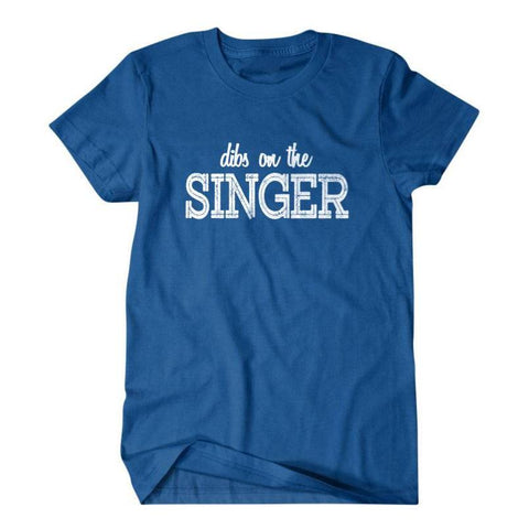 Dibs on the Singer-Daylyn