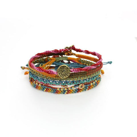 Earth Antigua Bundle Bracelet-Daylyn