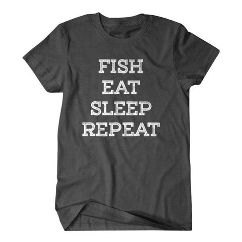 Eat Sleep Fish Repeat-Daylyn