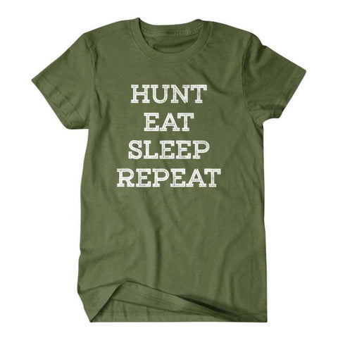 Eat Sleep Hunt Repeat-Daylyn