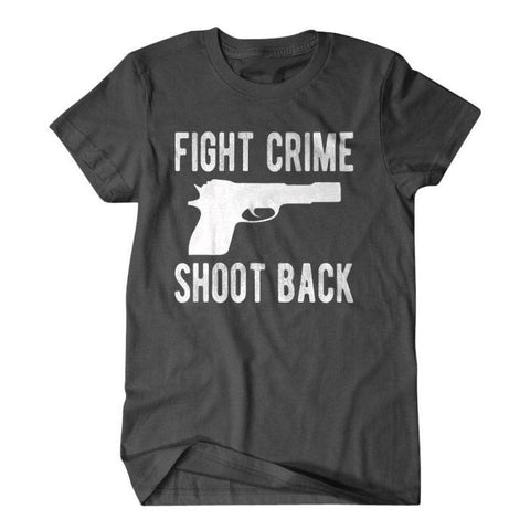 Fight crime Shoot back-Daylyn