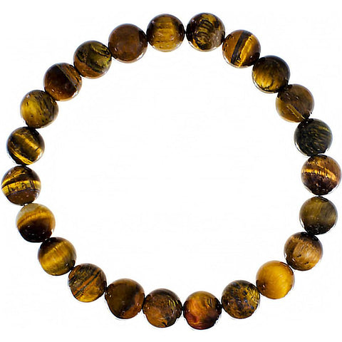 Gemstone Bracelets- Tiger Eye-Daylyn