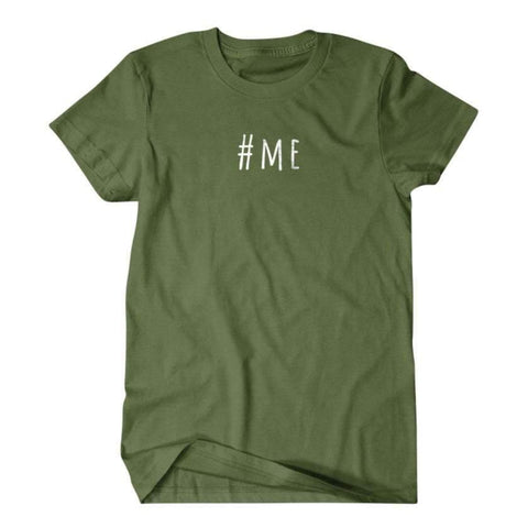 Hashtag me T-shirt-Daylyn