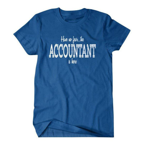 Have no fear the accountant is here-Daylyn