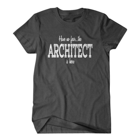 Have no fear the Architect is here-Daylyn