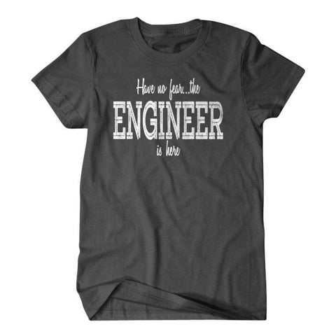 Have no fear the Engineer-Daylyn