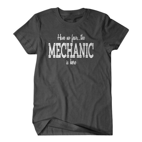 Have no fear the Mechanic is here-Daylyn