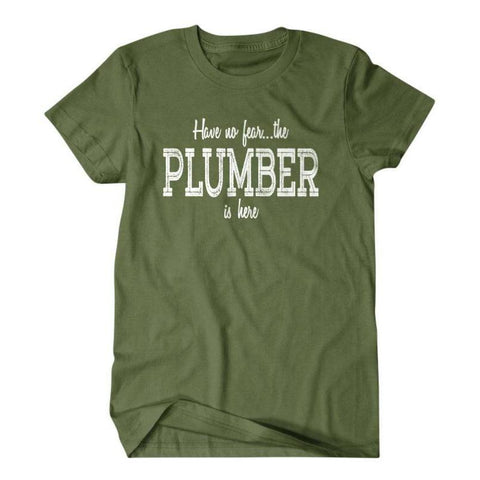 Have no fear the Plumber is here-Daylyn