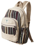 Hemp Cotton Mini Knapsack