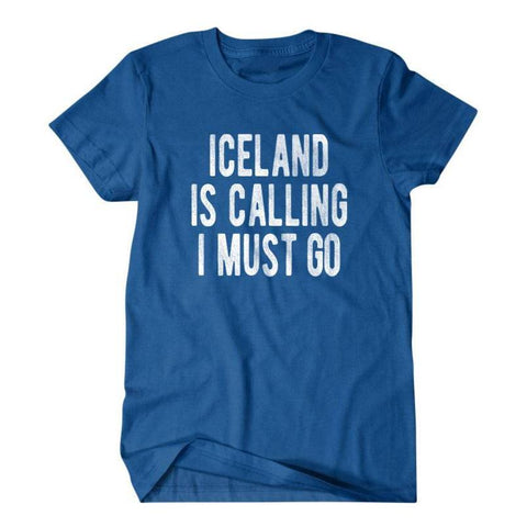 Iceland is calling I must go-Daylyn