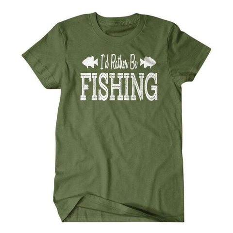 I'd rather be fishing-Daylyn