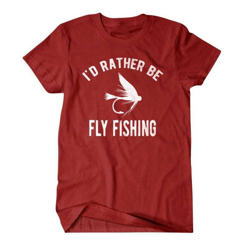 I'd Rather be Fly Fishing-Daylyn