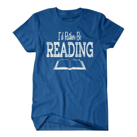 I'd rather be reading-Daylyn
