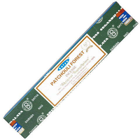 Incense-Satya Patchouli Forest-Daylyn