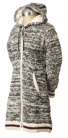 Ladies Cabin Long Cardigan