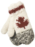 Maple Cabin Mittens