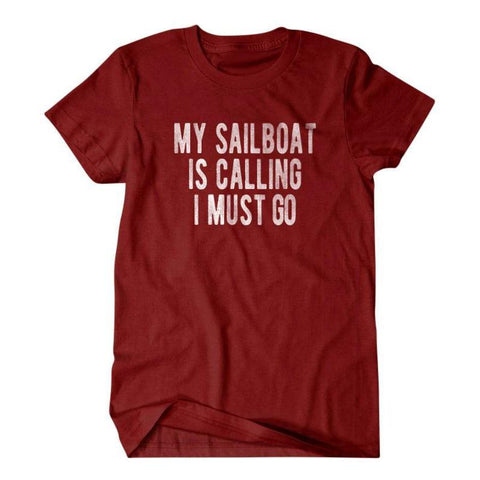 My Sailboat calling I must go-Daylyn