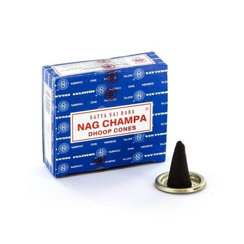 Nag Champa Dhoop Cones-Daylyn