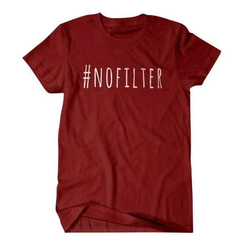 No filter shirt-Daylyn
