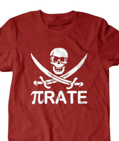 Pirate T-shirt-Daylyn