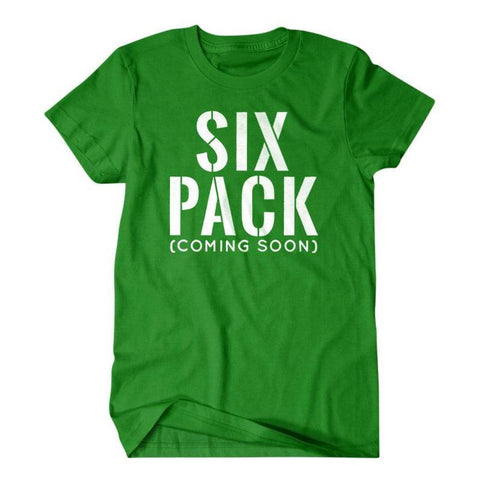 Six pack coming soon-Daylyn