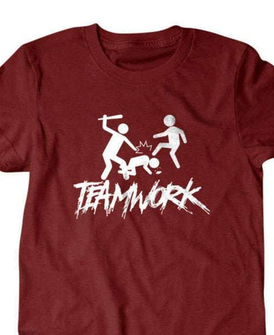Teamwork T-shirt-Daylyn