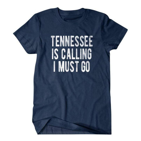 Tennessee is calling I must go-Daylyn