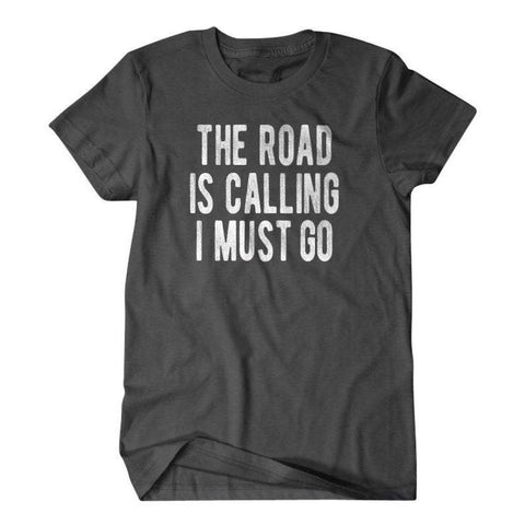 The road is calling I must go-Daylyn