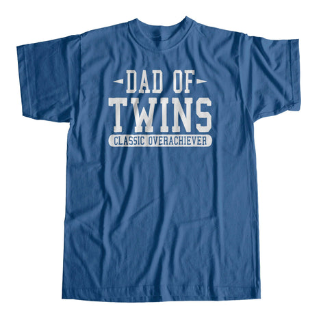 Twins T-shirt, Dad of twins-Daylyn