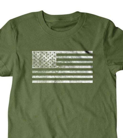 USA Flag Shirt-Daylyn