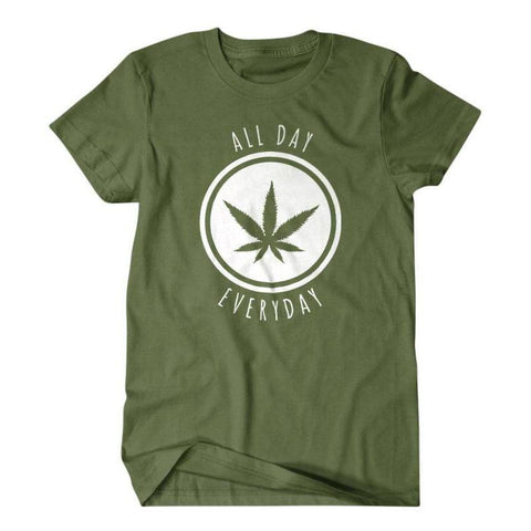 Weed shirt, Stoner gift, Smoke weed everyday-Daylyn