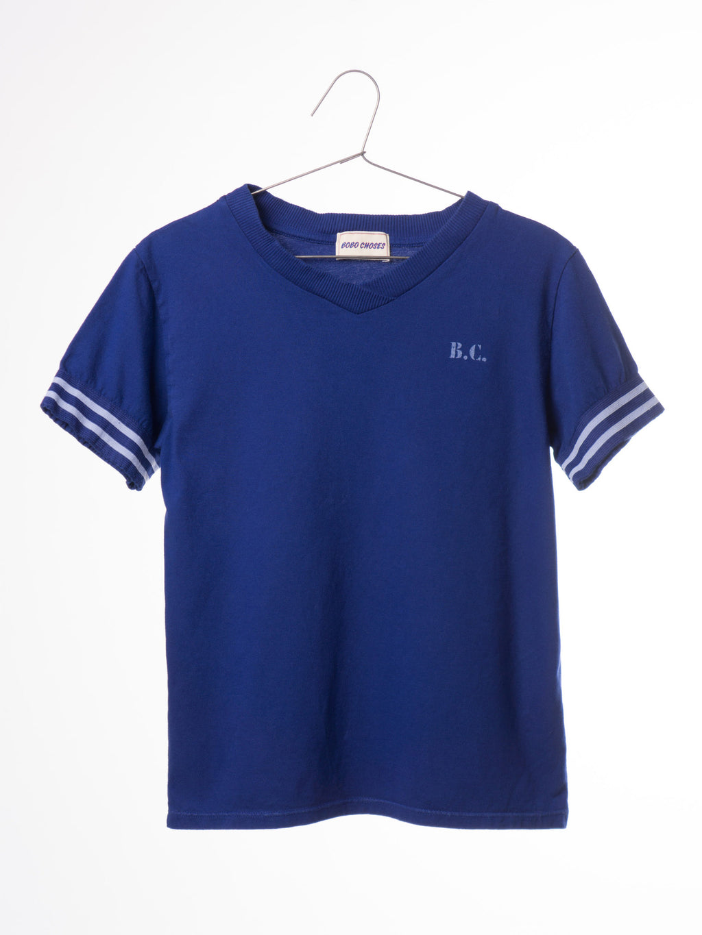 Bobo Choses V Neck B.C. Team T-shirt