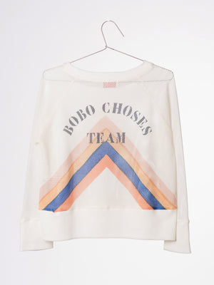 Bobo Choses Nadia Track Sweater