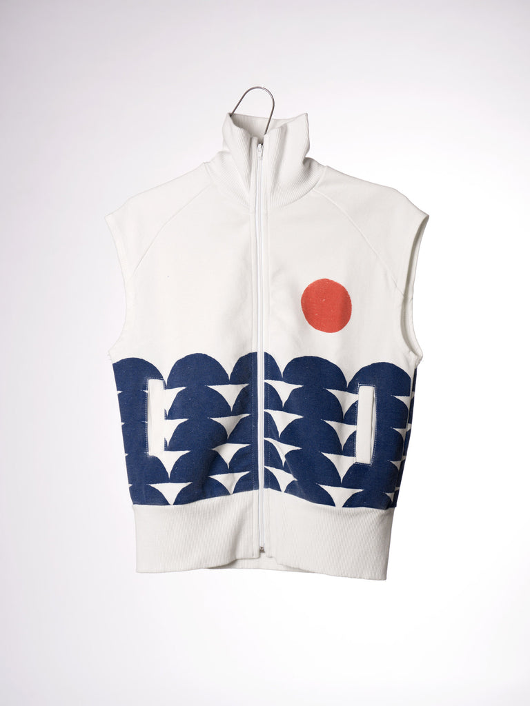 Bobo Choses Rowing Zip Sweater