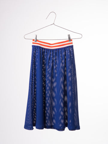 Bobo Choses Nadia midi Skirt Blue