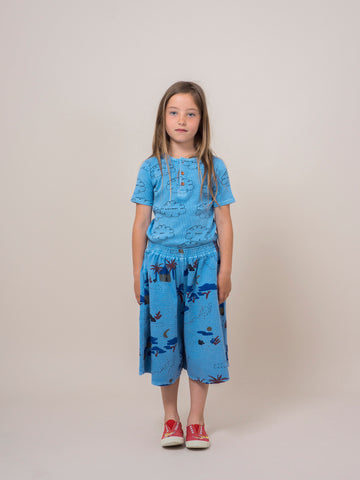 Bobo Choses Gombe Culotte Pants