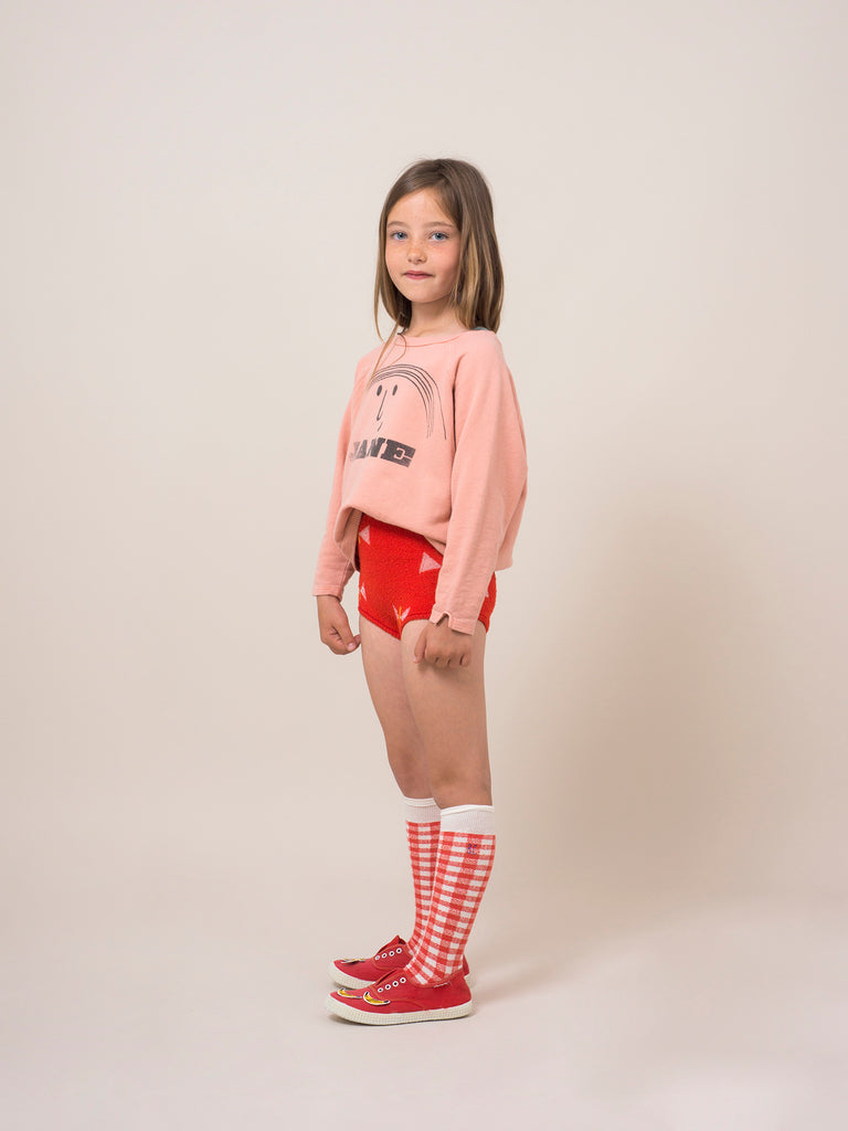 Bobo Choses Butterfly Knitted Culotte Bloomer