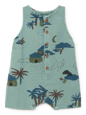 Bobo Choses Gombe Playsuit