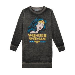 Little Eleven Paris - Wonder Woman Jumper Dress