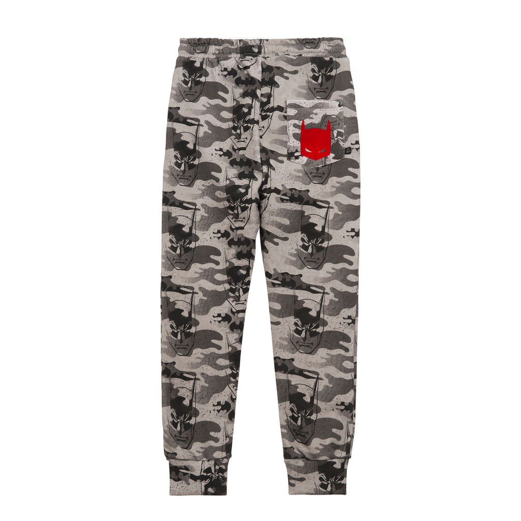 Little Eleven Paris - Batman White Camo Trousers