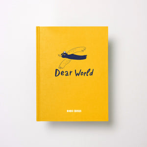 Bobo Choses Petit Book ' Dear World ' AW17