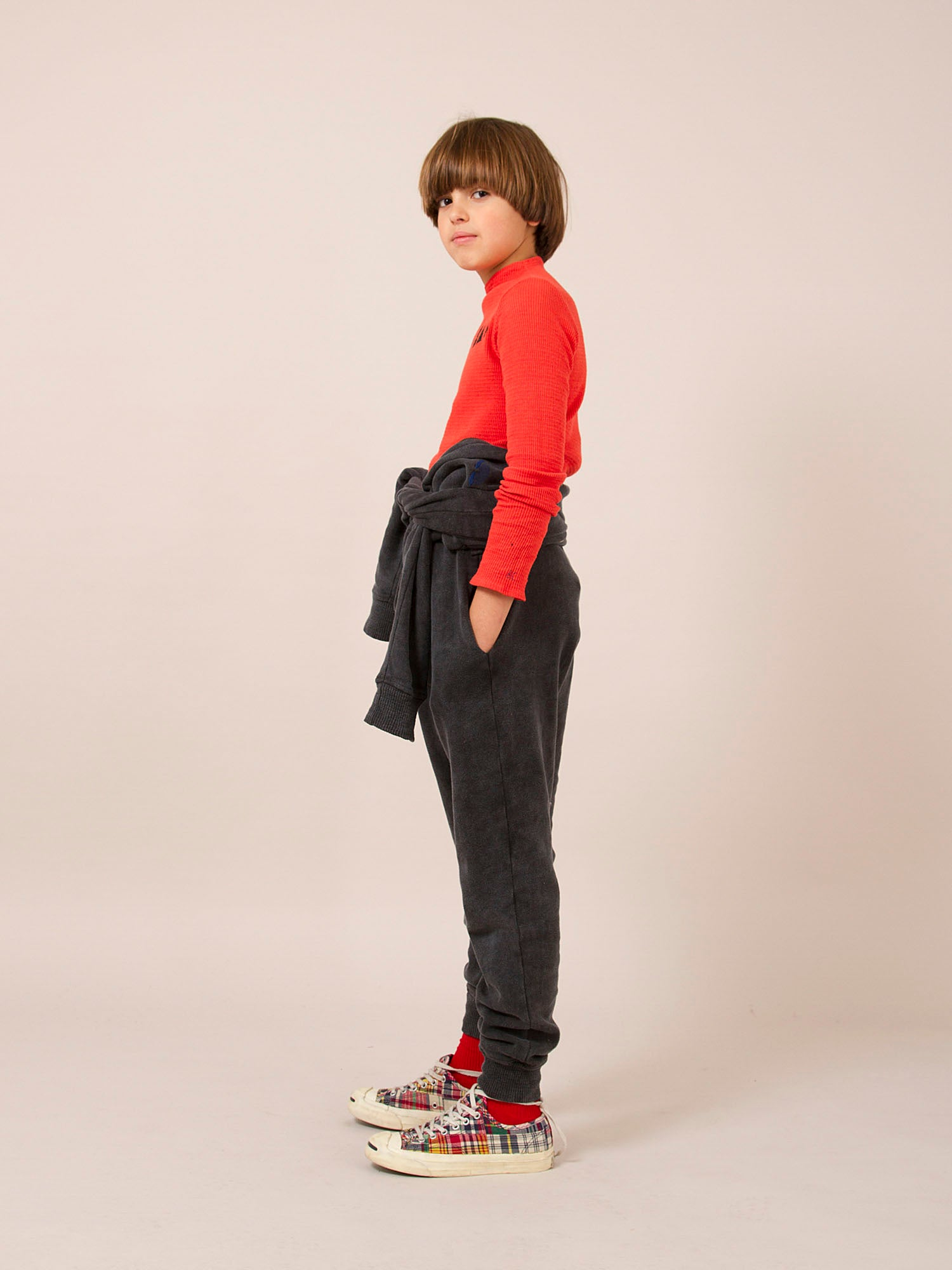 Bobo Choses - Happy Sad Full Turtle Neck T-Shirt