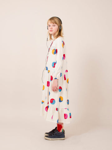 Bobo Choses - Yin Yang Buttons Dress