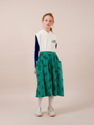 Bobo Choses - The Happy Sads Midi Skirt