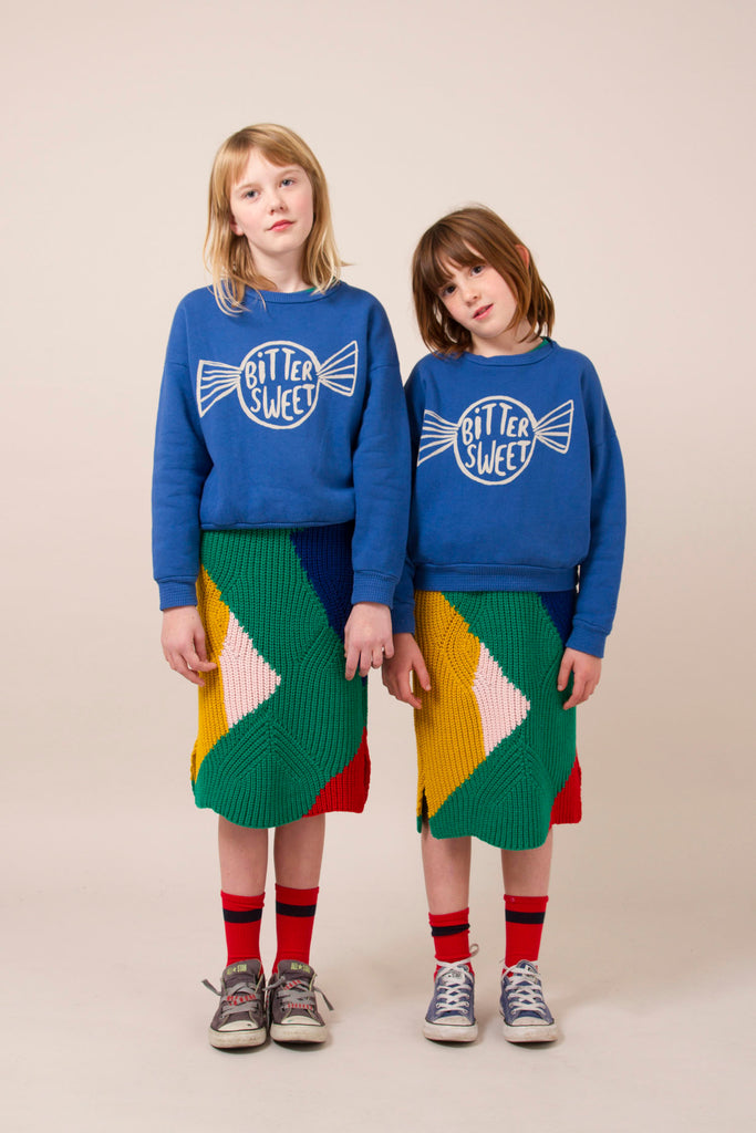 Bobo Choses - Intarsia Skirt