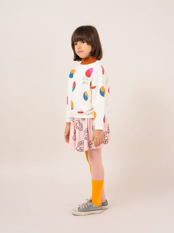 Bobo Choses - Bicolor Pink And Yellow Tights